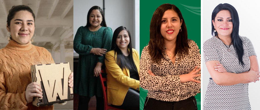 mujeres empresarias 2020
